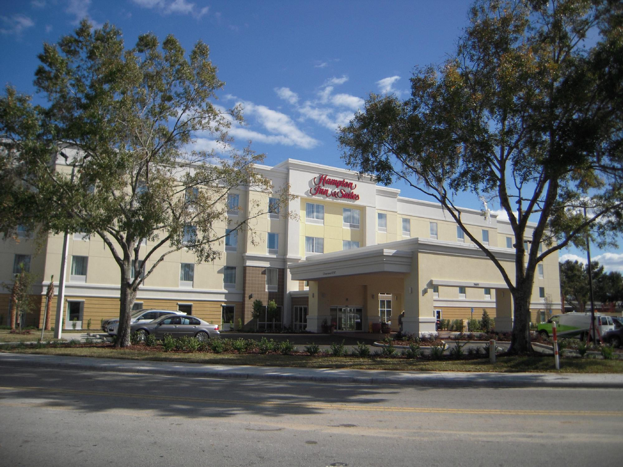 Hampton Inn and Suites Ocala