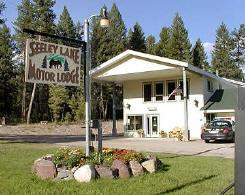 ‪Seeley Lake Motor Lodge‬