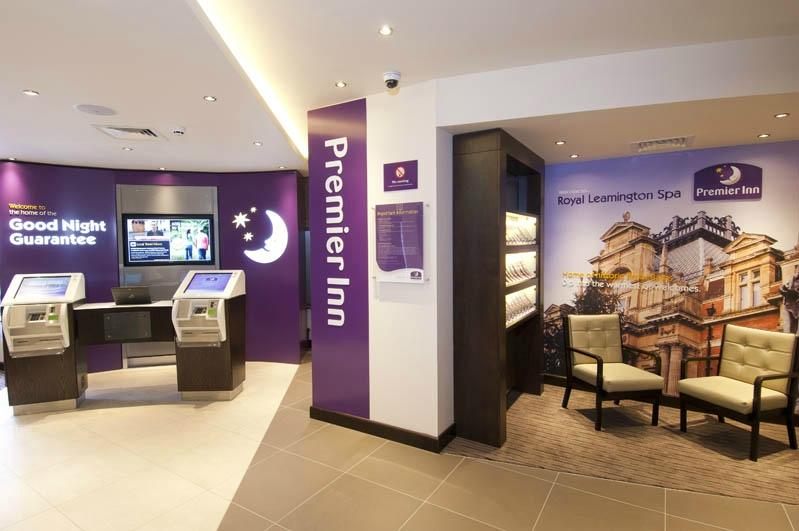 Premier Inn Leamington Spa Town Centre