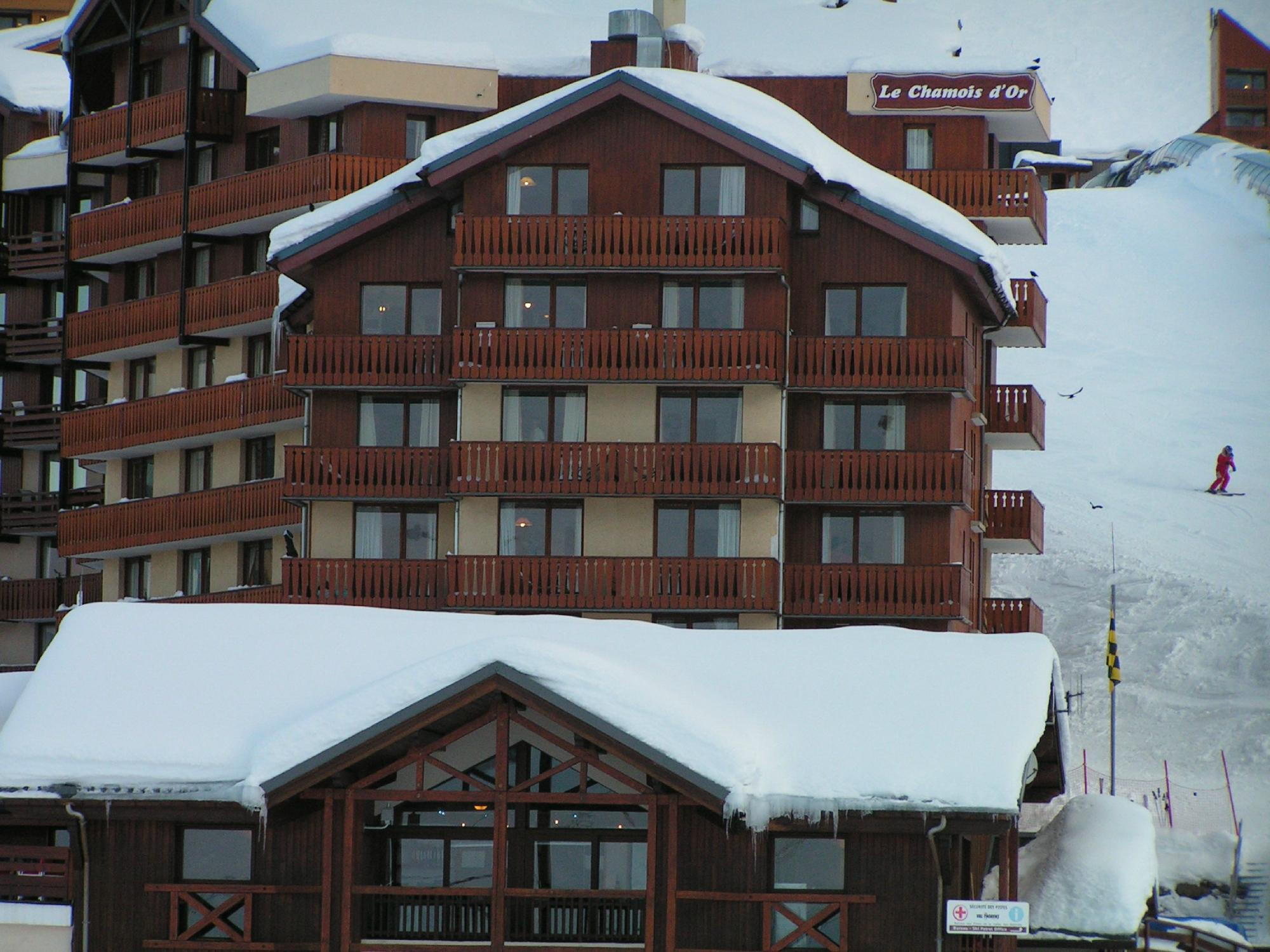 Residence Le Chamois d'Or