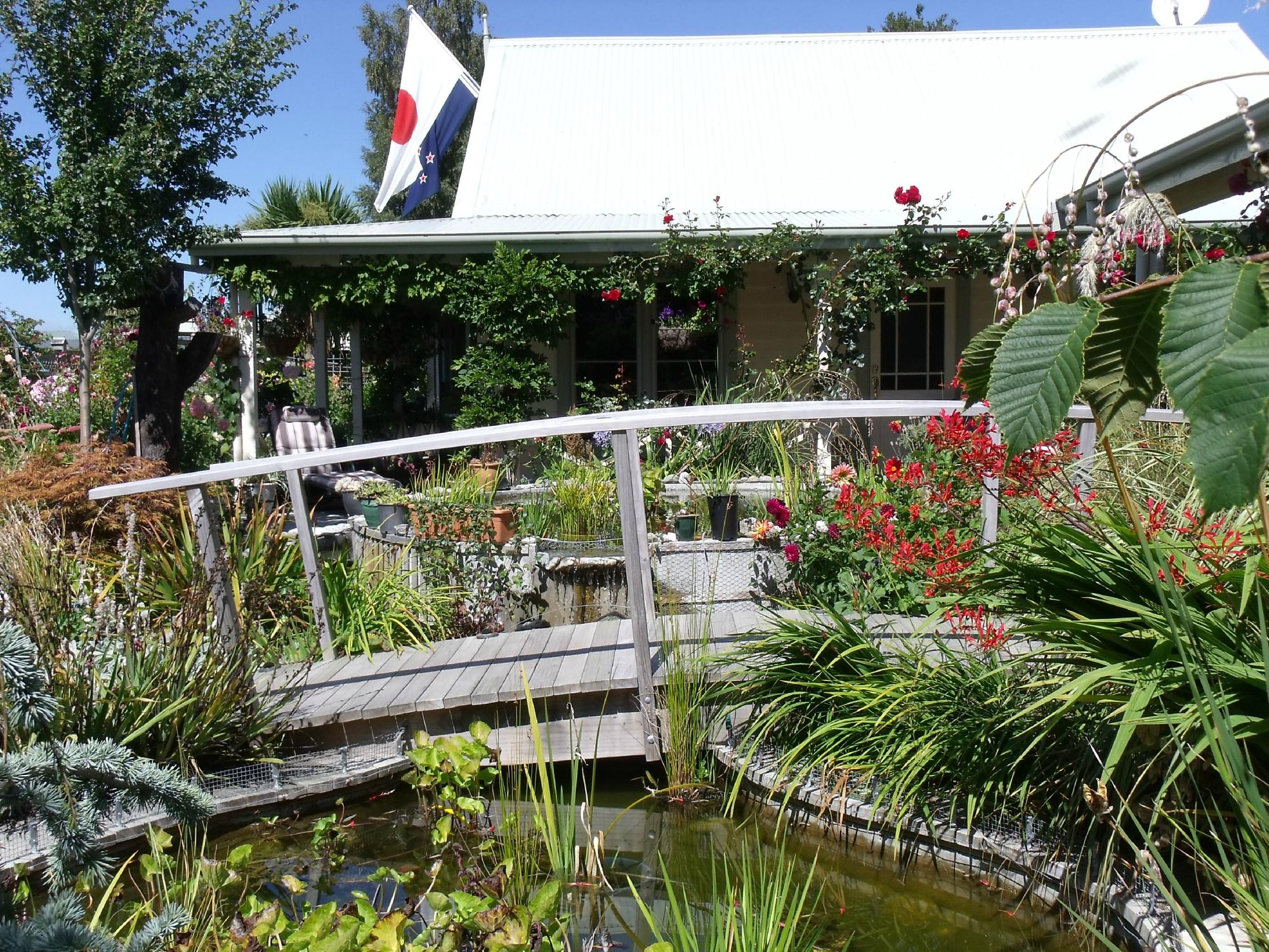 Keiko's Cottages & Bed & Breakfast