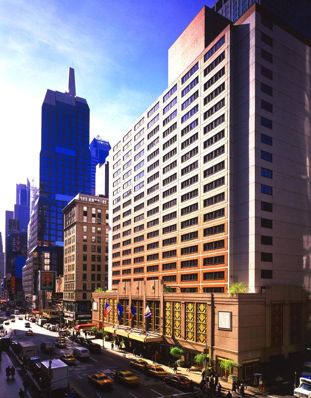 The manhattan at times square hotel 790 7th avenue at 51st street