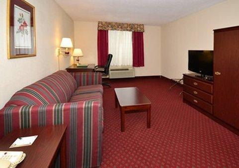 ‪Quality Inn & Suites Chambersburg‬
