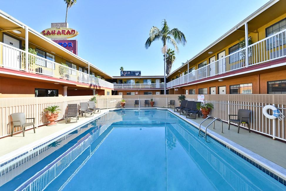 Saharan Motor Hotel Los Angeles Ca Hotel Reviews