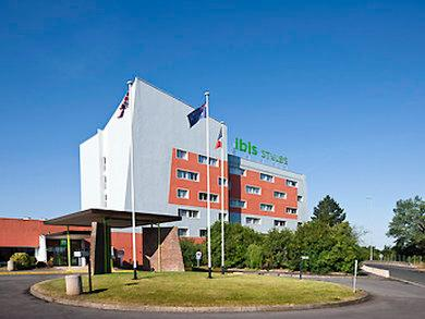 ibis Styles Peronne Assevillers