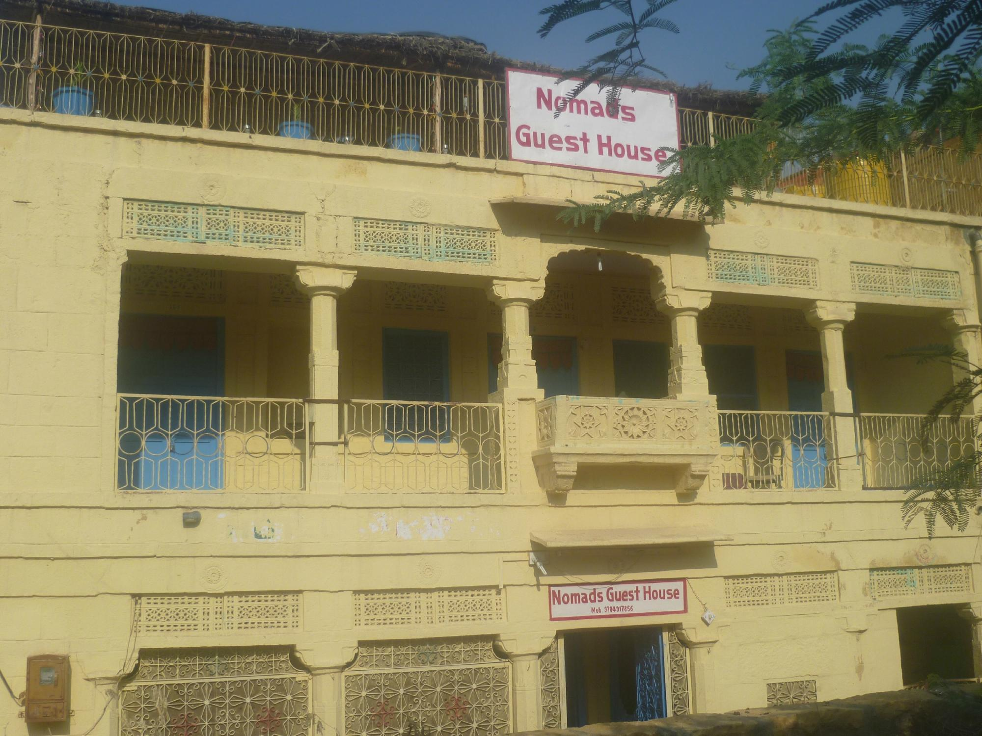 Nomads Guest House