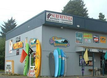 Ossie's Surf Shop