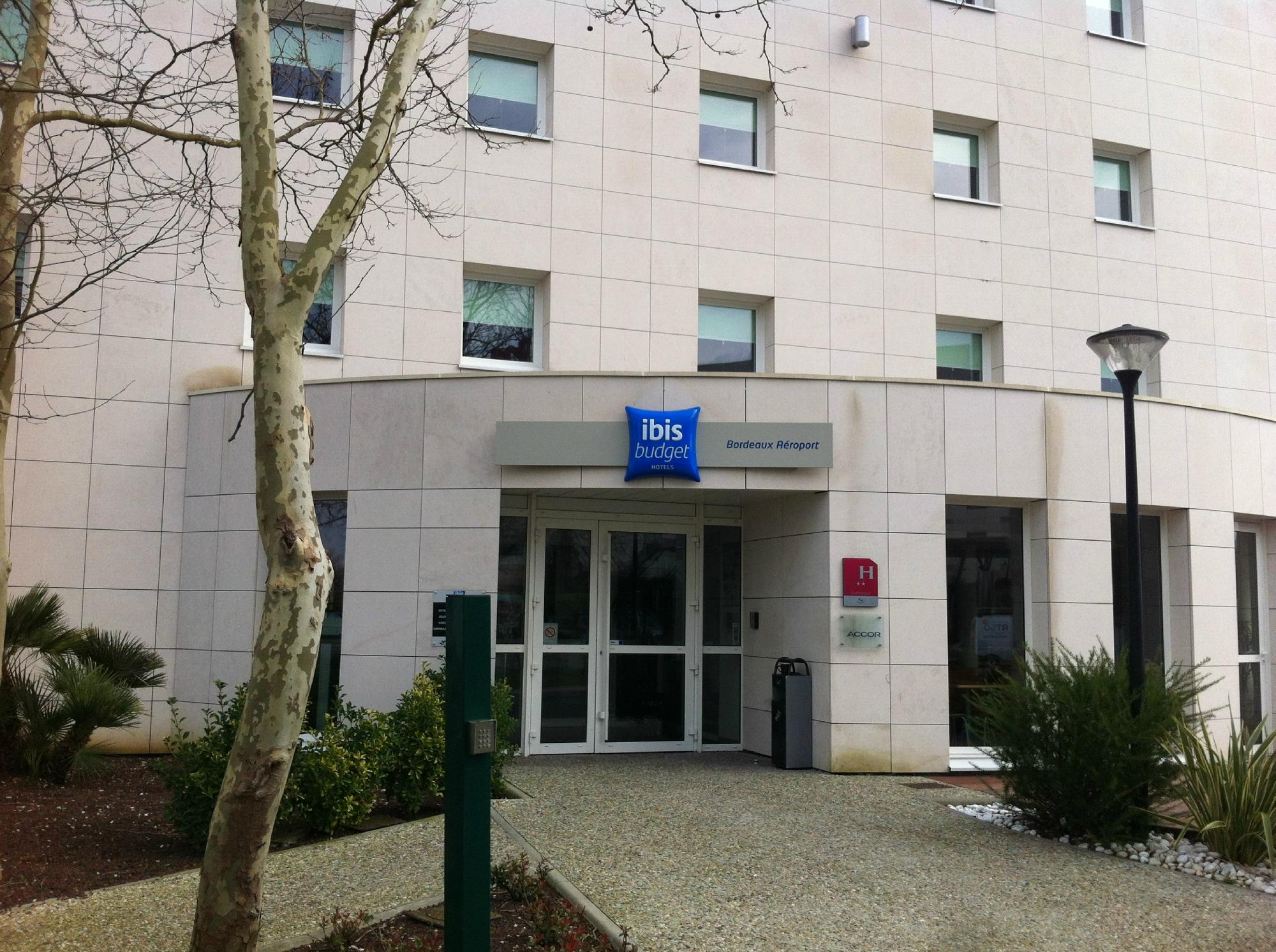 Ibis Budget Bordeaux Aeroport