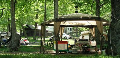‪Mathews Arm Campground‬