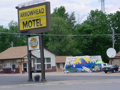 Best Value Inn Arrowhead Motel