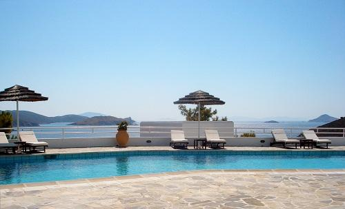 Patmos Paradise Hotel