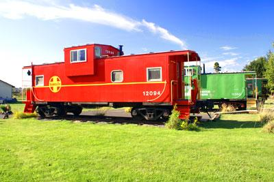 Red Caboose Getaway