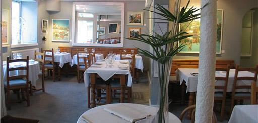 The Cornish Range Seafood Restaurant With Rooms