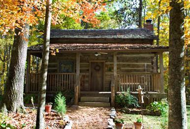The Cabin on Cedar Ridge
