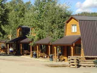 Meadow View Cabins at Duck Creek Village