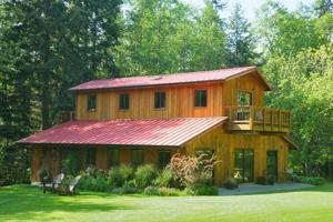 The Yoga Lodge on Whidbey Island