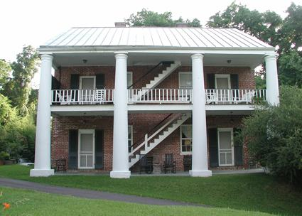 Elgin Plantation Bed an
