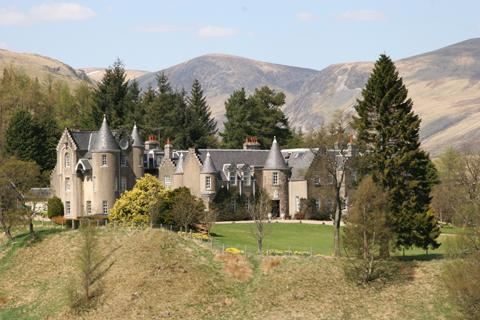 Dalmunzie House Hotel