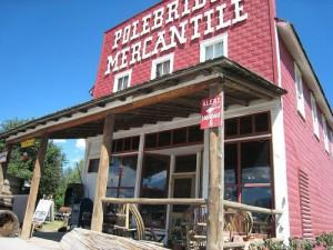 Polebridge Mercantile and Cabins