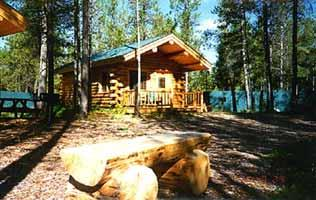 ‪Silverwolf Log Chalet Resort‬