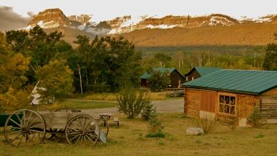 Glacier Trailhead Cabins