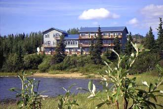 ‪Denali Lakeview Inn‬