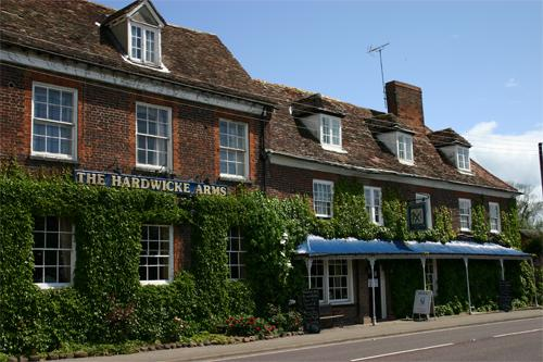 The Hardwicke Arms Hotel