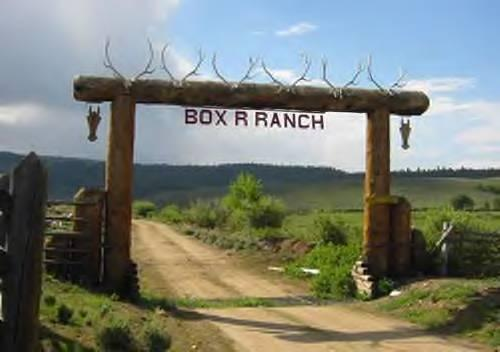 "Box ""R"" Ranch"