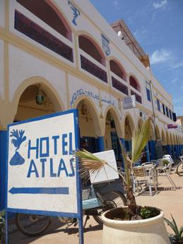 Hotel Restaurant Atlas