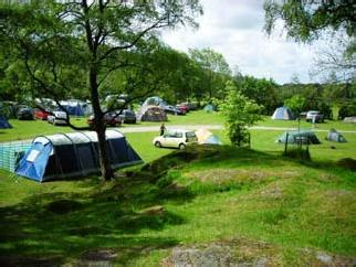 Fisherground Campsite
