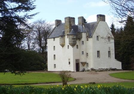 Tulliebole Castle