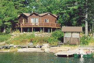 Birch Island Lodge Ltd.