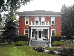 The Wolcott House Bed and Breakfast