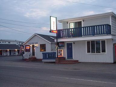 The Summer Wind Motel