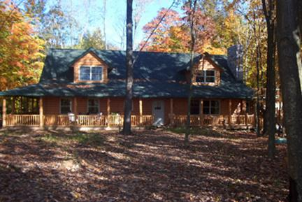 Cabin In The Woods (Ohio/Wakeman) - B&B Reviews - TripAdvisor