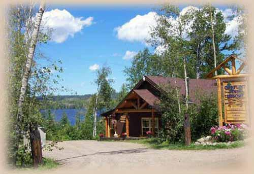 Gunflint Pines Resort