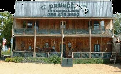 Pruett's Fish Camp and Cabins