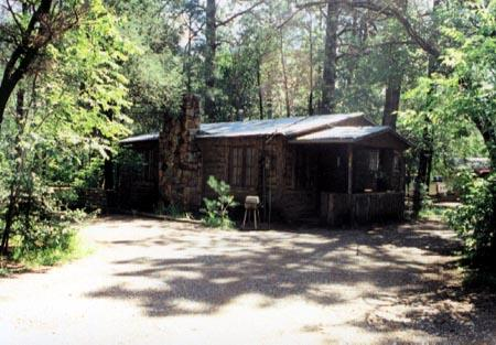 Ponderosa Cabins
