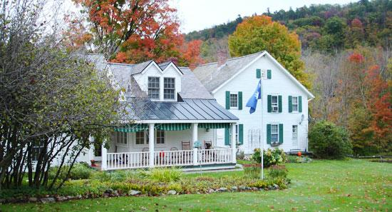 Twin Mountains Farm B&B