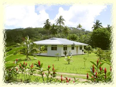 Villas Bougainville
