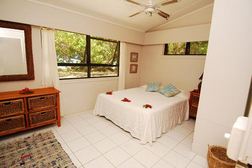 Arorangi Beach Front Bungalow & Studio Unit