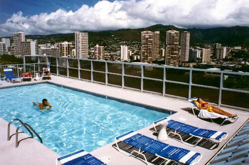 Blum's Waikiki Beach Condominium Suites