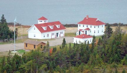 West Quoddy Head Light Station B&B