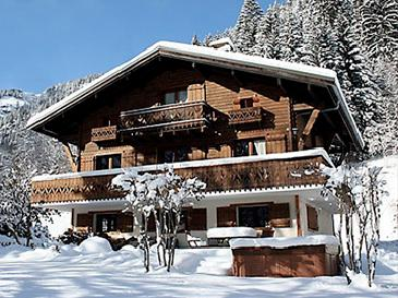 Chalet Cateriane