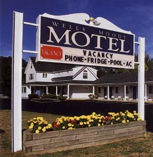 Wells-Moody Motel