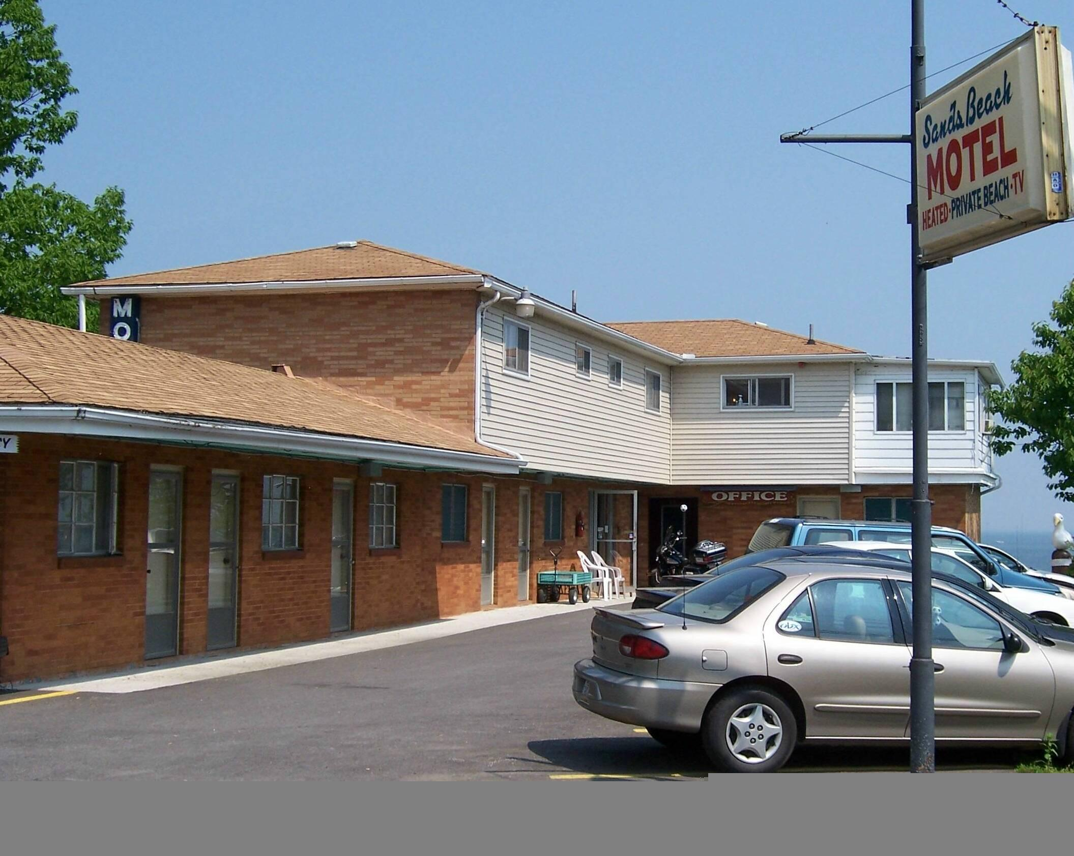 Sands Beach Motel