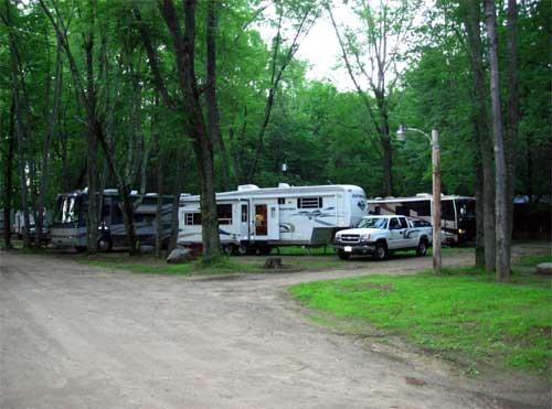 The Beach Camping Area