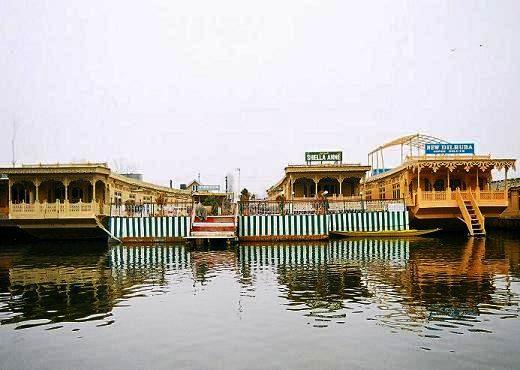 Kolu Houseboats