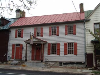 Nancy Shepherd House Inn - Bed & Breakfast
