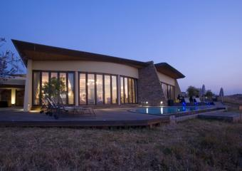 Maropeng Hotel